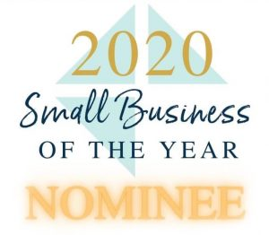 2020 small business of the year nominee