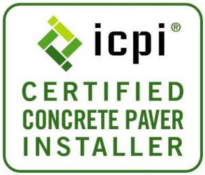 Certified Concrete Paver Installer Logo